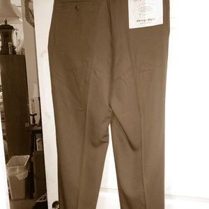 NWT SAVANE Deep Dye No Fade Mens 34x30 pants
